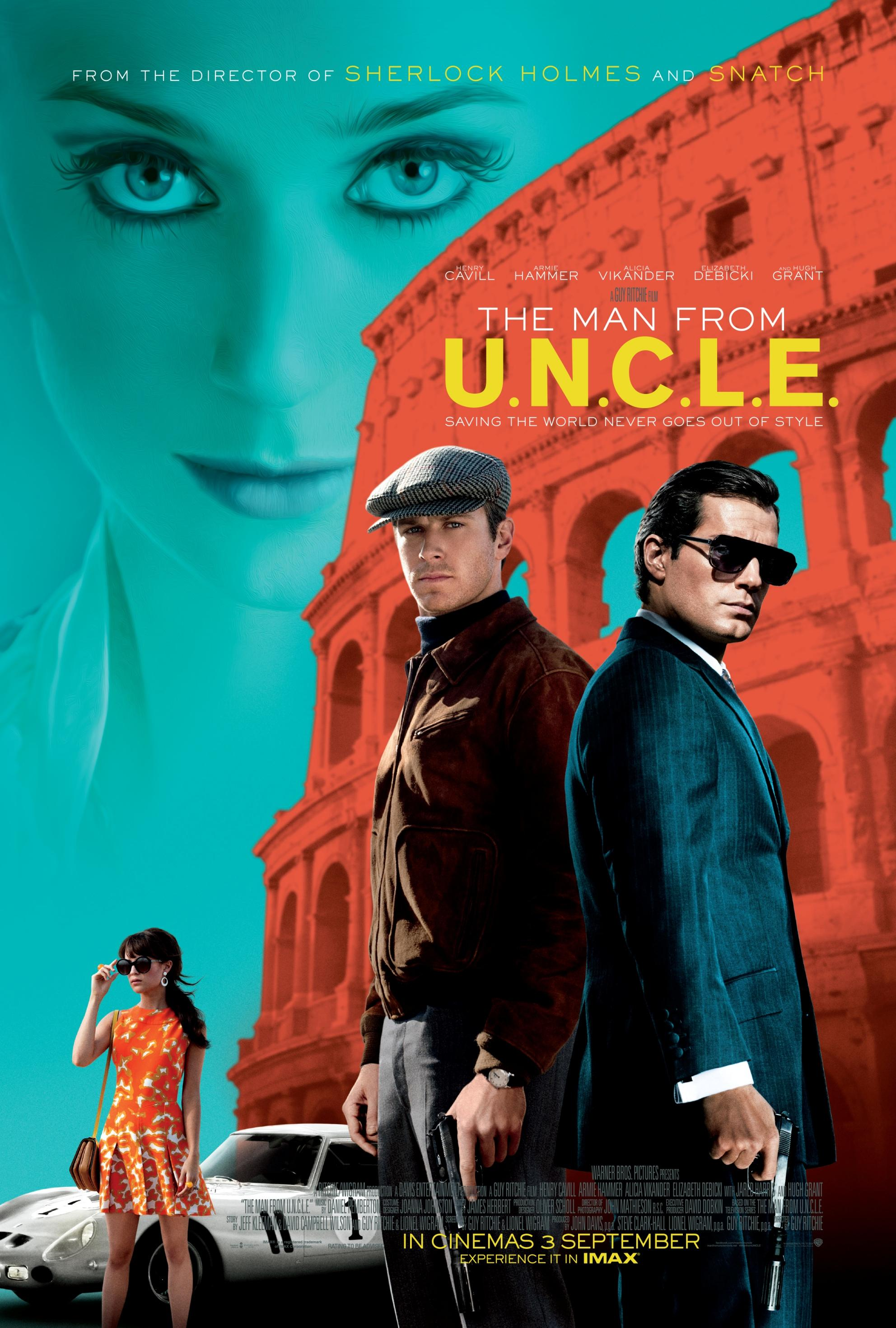 The Man from U N C L E  (2015) - IMDb