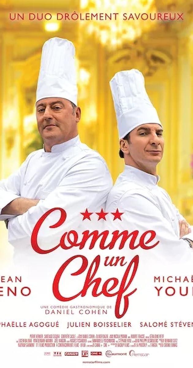 Subtitle of Le Chef