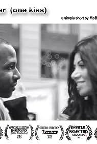 Kevin Craig West and Sabeen Pervez in Un baiser (2013)