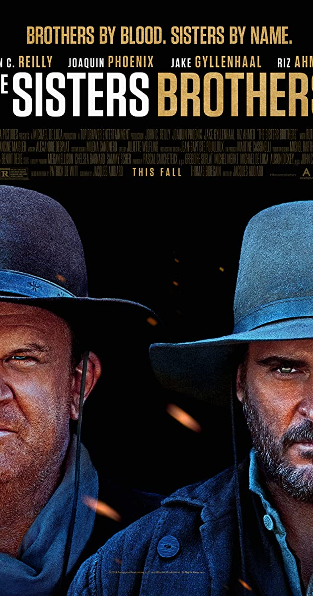 Subtitle of The Sisters Brothers