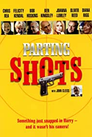John Cleese, Bob Hoskins, Ben Kingsley, Oliver Reed, Diana Rigg, Felicity Kendal, Joanna Lumley, and Chris Rea in Parting Shots (1998)