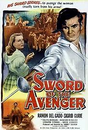 Sword of the Avenger Poster