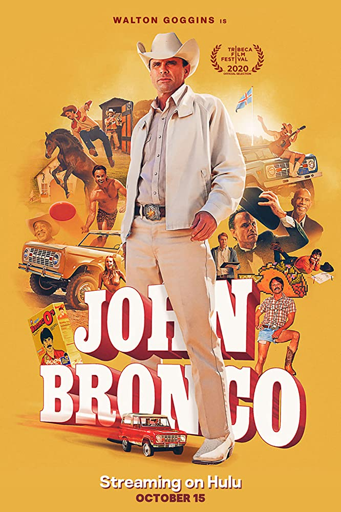 John Bronco 2020 English 720p HDRip ESubs 793MB | 150MB Download
