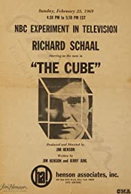 Richard Schaal in The Cube (1969)