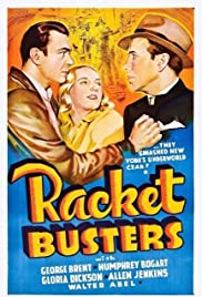 Racket Busters (1938) Poster - Movie Forum, Cast, Reviews