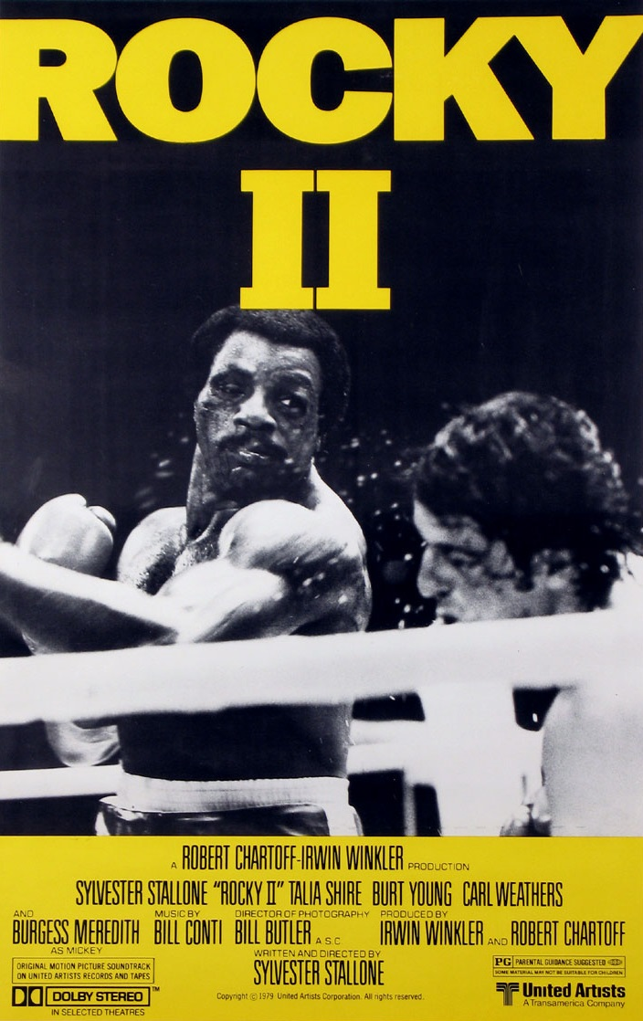 Rocky II (1979) BluRay 480p, 720p & 1080p