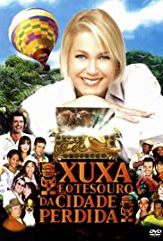 Xuxa and the Lost Treasure's City Poster