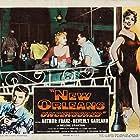 Arthur Franz and Helene Stanton in New Orleans Uncensored (1955)