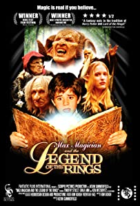 Short downloadable movies Max Magician and the Legend of the Rings USA [Bluray]