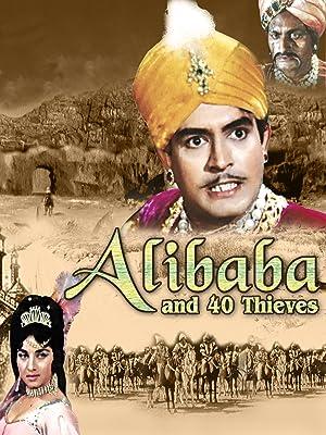 Ali Baba and 40 Thieves movie, song and  lyrics