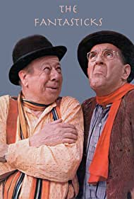 Stanley Holloway and Bert Lahr in The Fantasticks (1964)