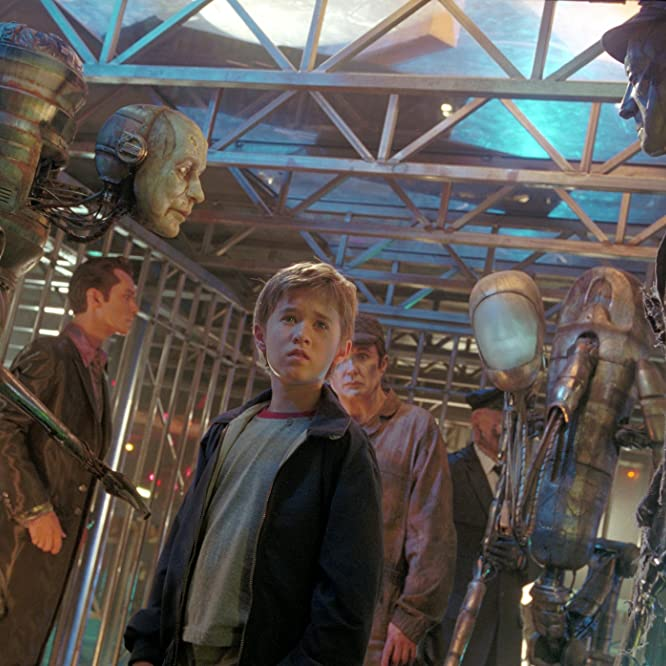 Haley Joel Osment in A.I. Artificial Intelligence (2001)