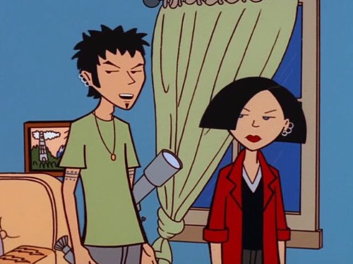 Daria 3×08 – Lane Miserables