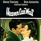 Gene Tierney, Don Ameche, and Charles Coburn in Heaven Can Wait (1943)