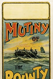 The Mutiny of the Bounty Poster