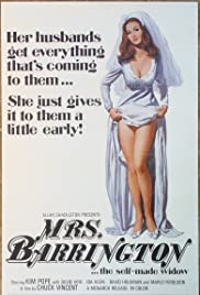 Mrs. Barrington(1974) Poster - Movie Forum, Cast, Reviews