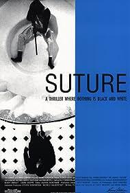 Michael Harris and Dennis Haysbert in Suture (1993)