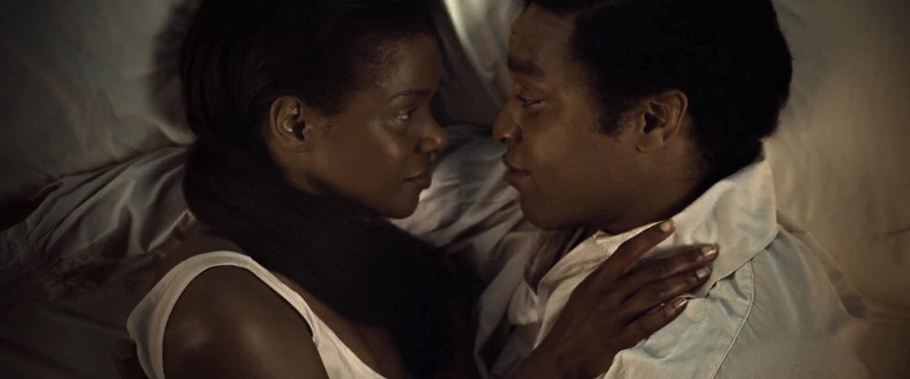 Chiwetel Ejiofor and Kelsey Scott in 12 Years a Slave (2013)