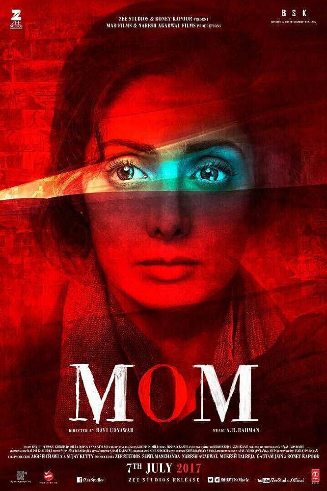 MOM 2017 Hindi Full Movie HDRip 450MB Download