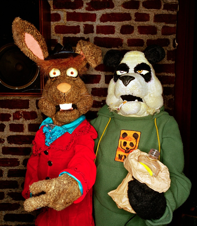 The Bronx Bunny Show on FREECABLE TV