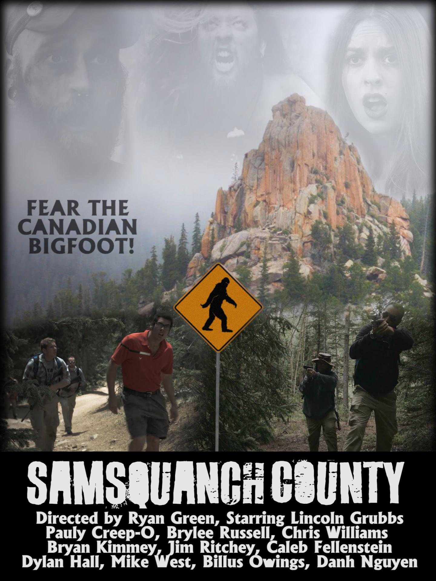 watch Samsquanch County on soap2day