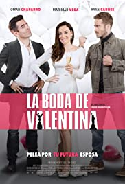 La Boda de Valentina Poster