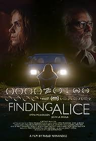 Emma Melkersson and John La Briola in Finding Alice (2018)
