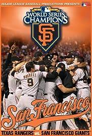 2010 World Series Poster