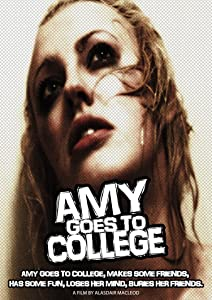 Full movies downloading websites Amy Goes to College UK [hdv]
