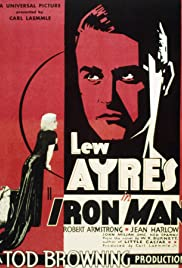 Iron Man (1931) Poster - Movie Forum, Cast, Reviews