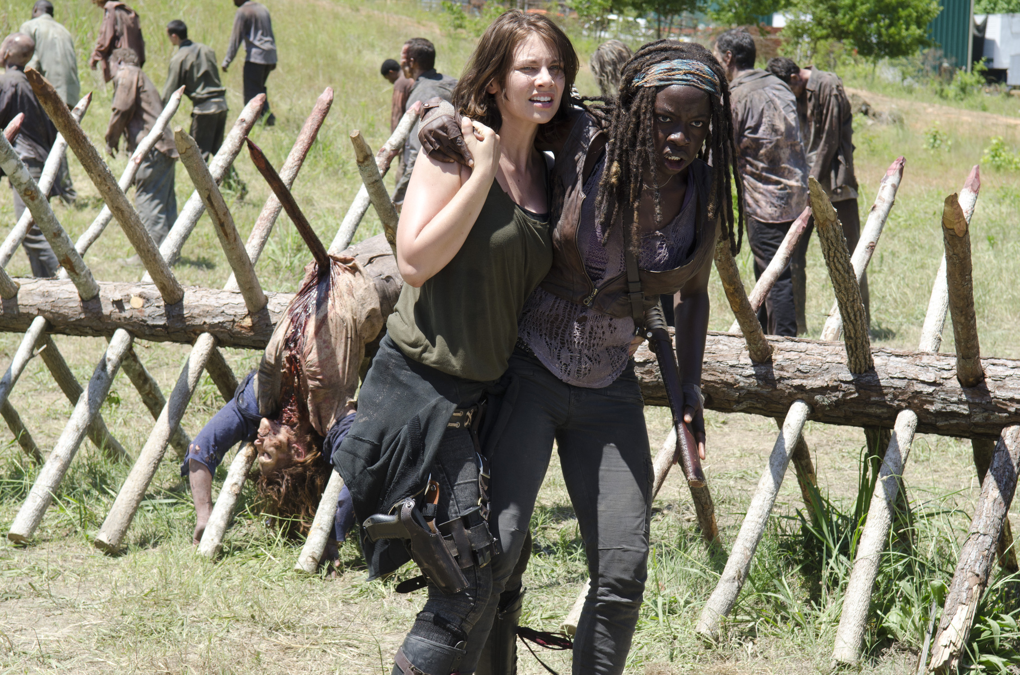 The Walking Dead 4×02 – Infectado