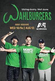 Wahlburgers (2014) Poster - TV Show Forum, Cast, Reviews