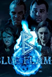 Blue Flame (The Lost City of West River) Poster