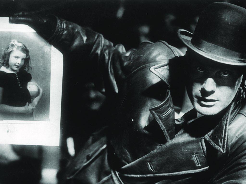 Gustaf Gründgens in M - Eine Stadt sucht einen Mörder (1931)