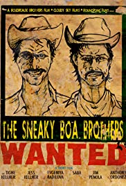 The Sneaky Boa Brothers Poster
