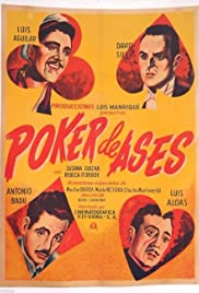 Póker de ases Poster