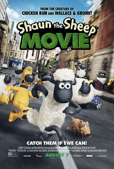Shaun the Sheep Movie (2015) Hindi Dubbed