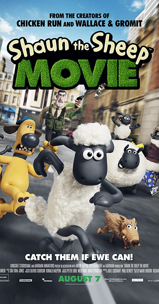 Shaun the Sheep Movie (2015) - IMDb