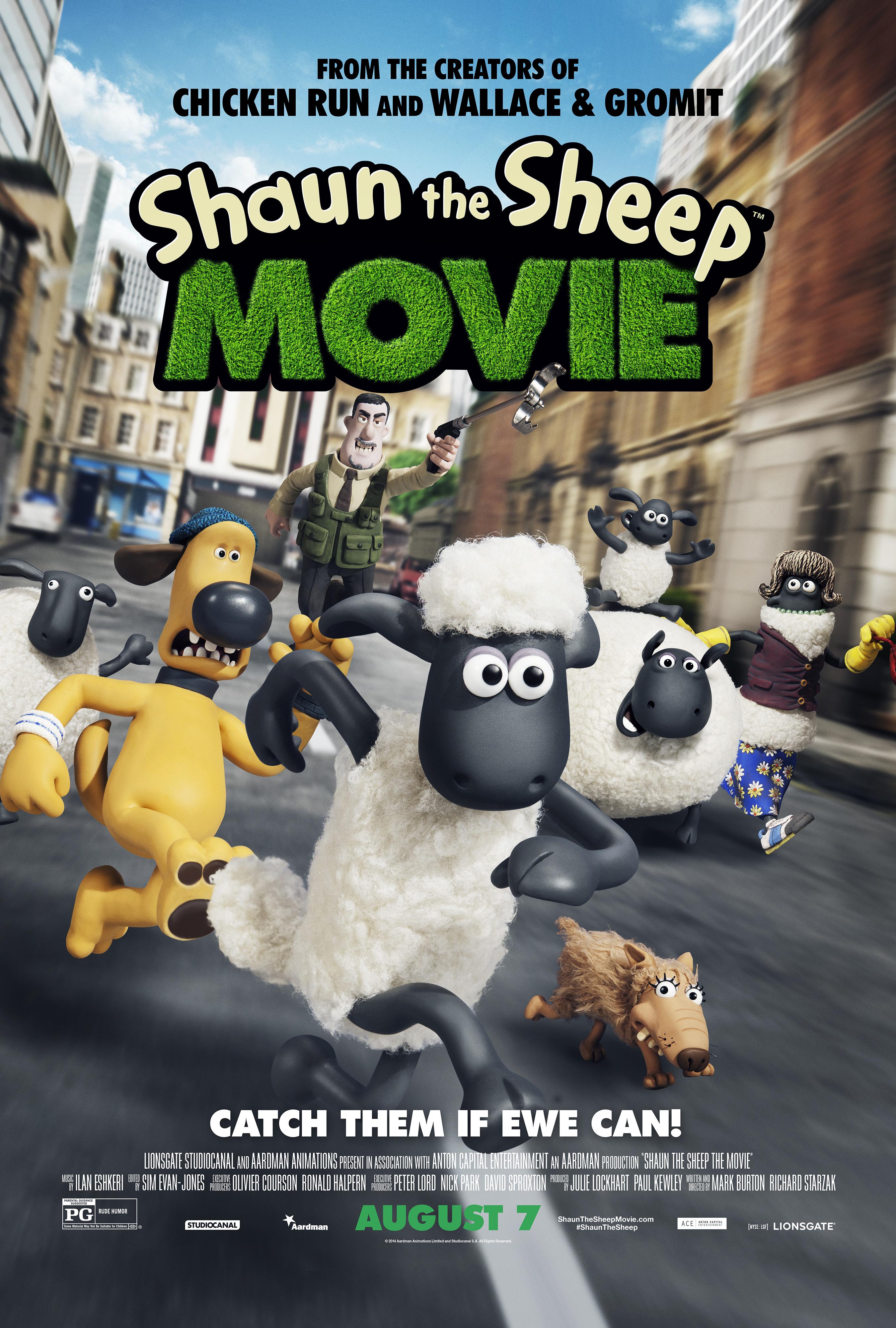 Shaun the Sheep Movie (2015) BluRay 720p & 1080p