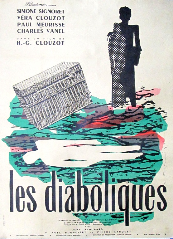 Diabolique (1955) BluRay 720p & 1080p