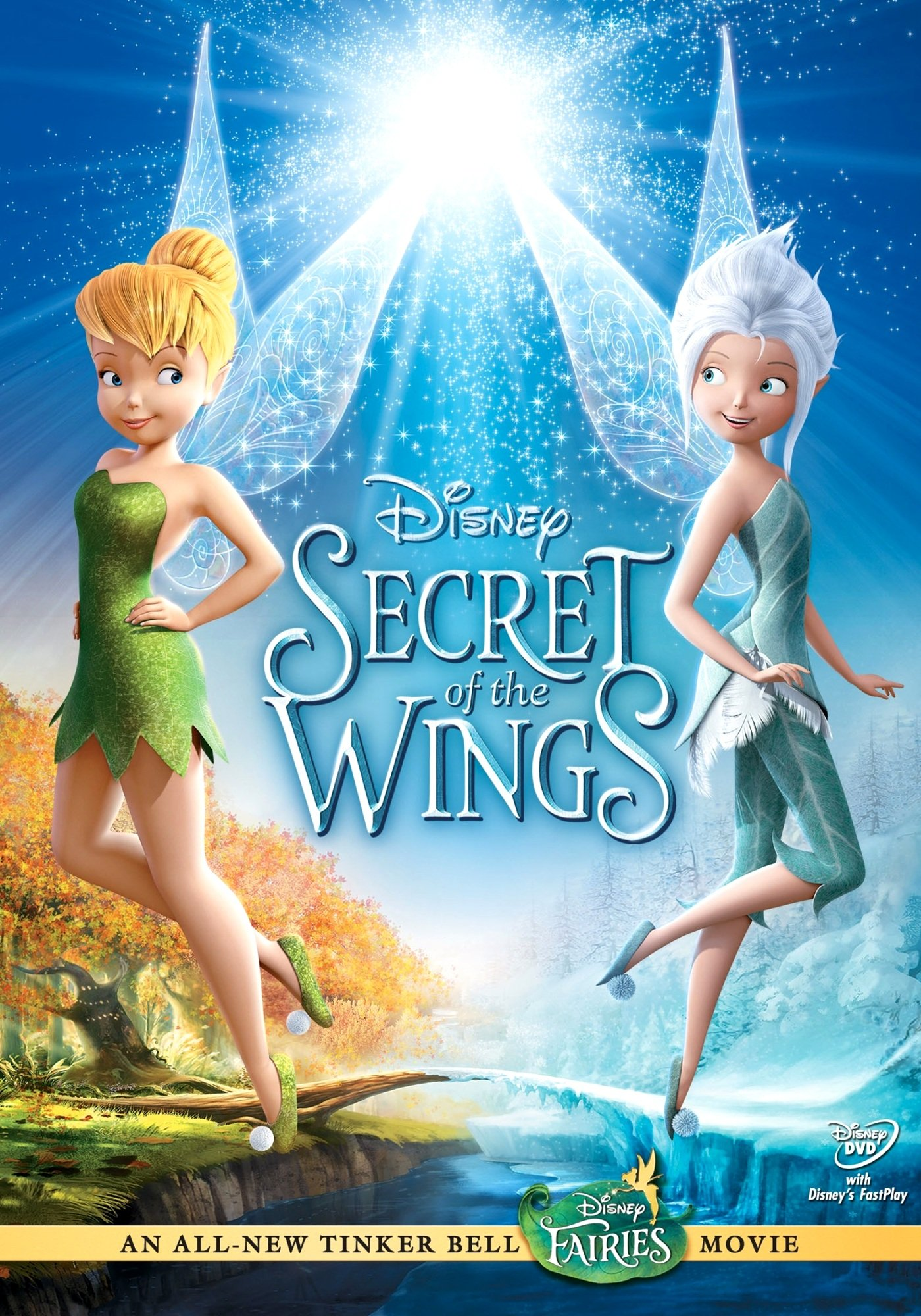 Disney Secret Of The Wings 2012 Imdb