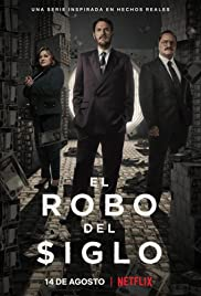 The Great Heist : Season 1 SPANISH COMPLETE NF WEBRip 720p | GDRive | BSub