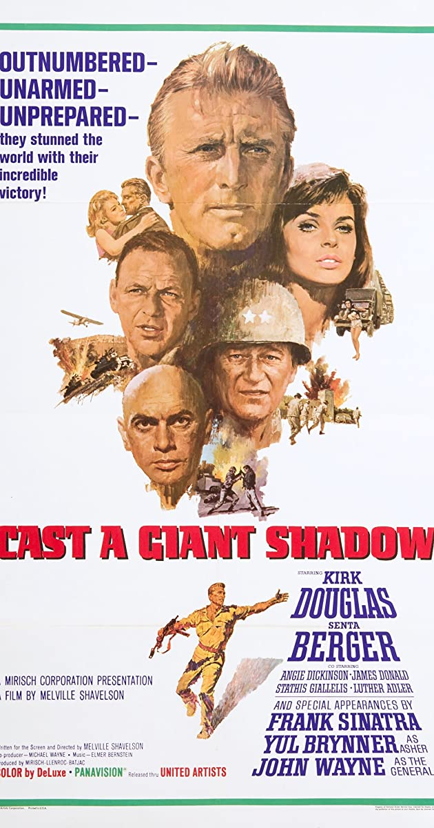 watch cast a giant shadow online free