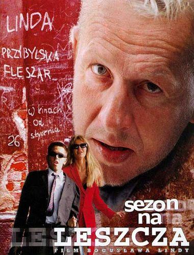 Boguslaw Linda in Sezon na leszcza (2001)