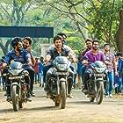 Vijay Deverakonda and Suhas in Dear Comrade (2019)