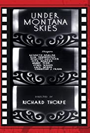 Under Montana Skies Poster