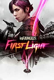 Infamous: First Light (2014)