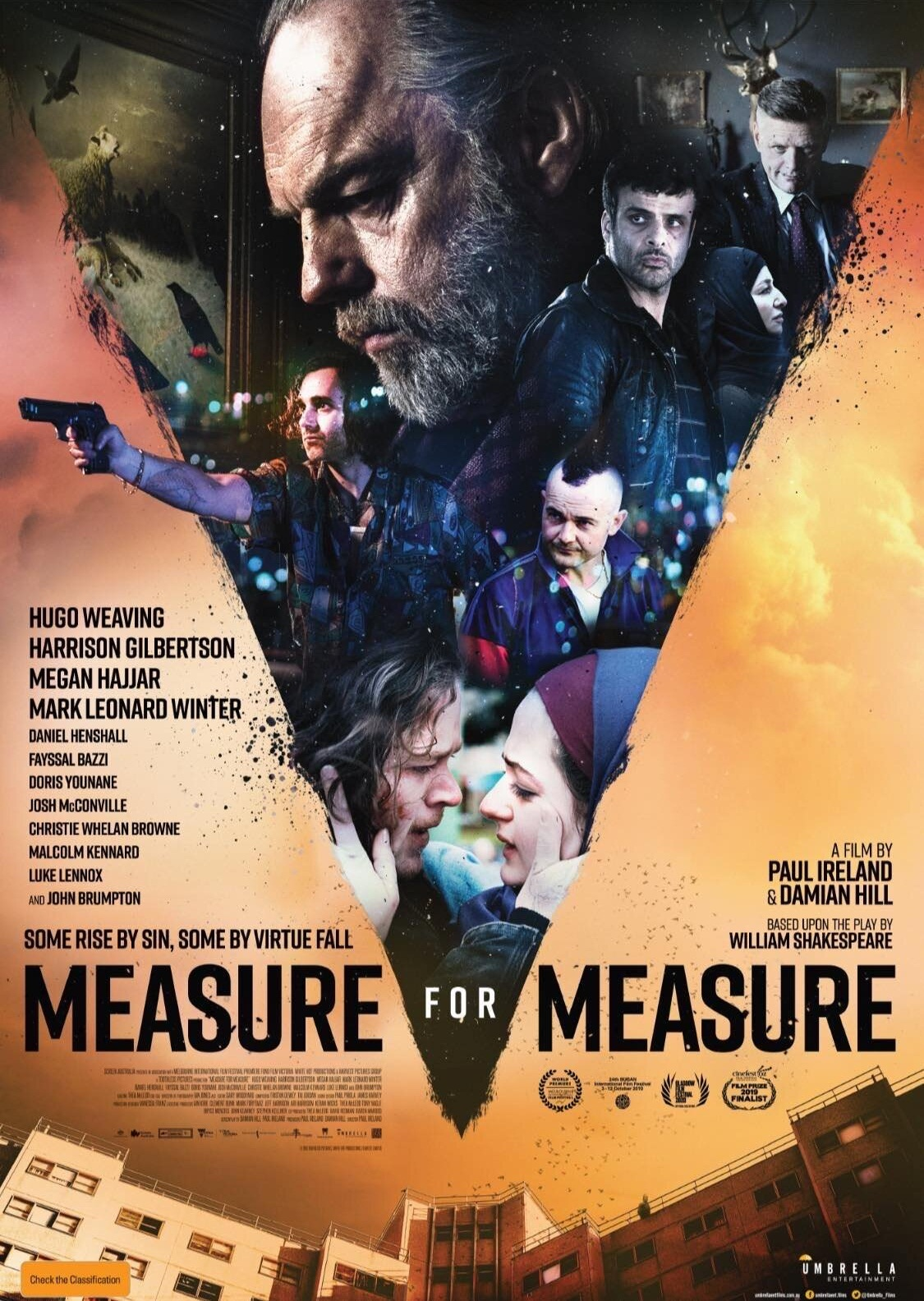 Measure for Measure Online Subtitrat In Romana