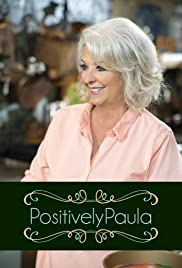 Positively Paula Poster