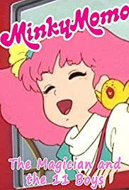 Minky Momo: The Magician and the Eleven Boys Poster